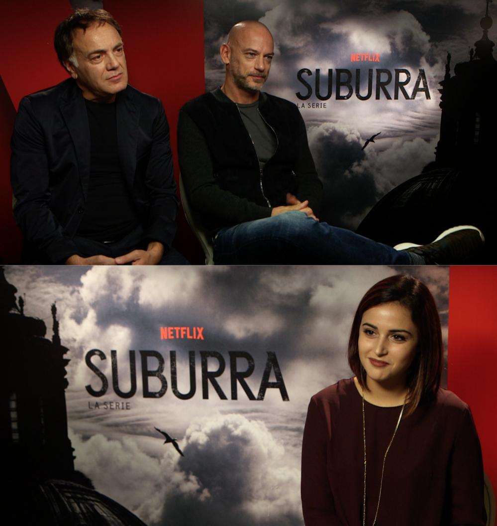 Suburra - La Serie