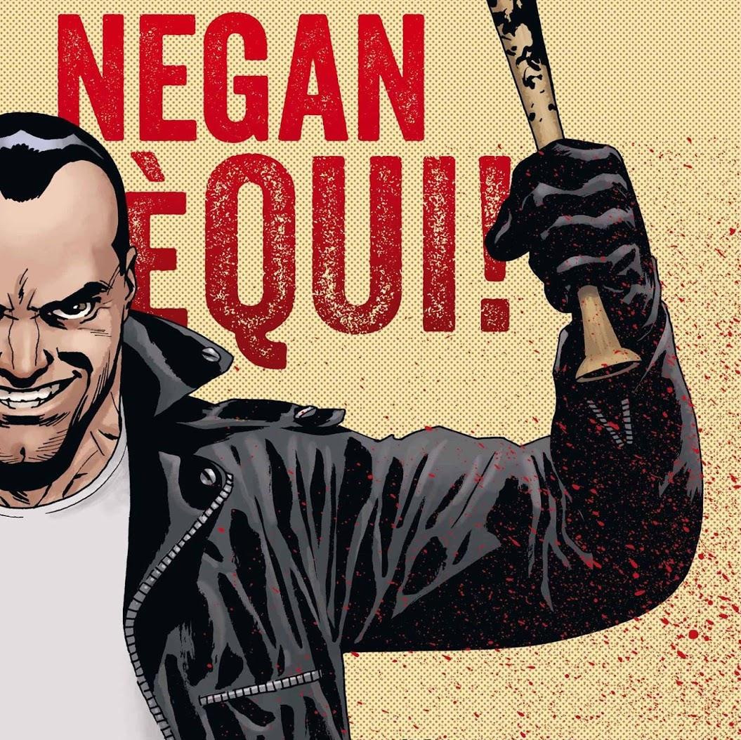 Negan è Qui!