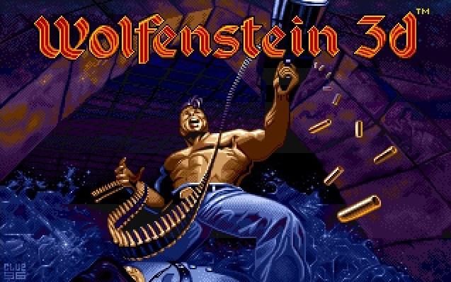Art Wolfenstein 3D