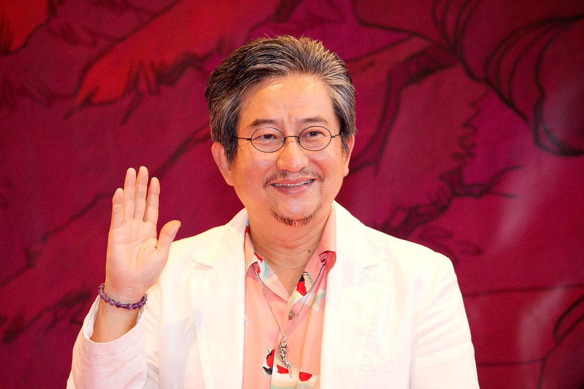 Go Nagai è stato nominato Cavaliere dell'ordine francese delle Arti e delle Lettere