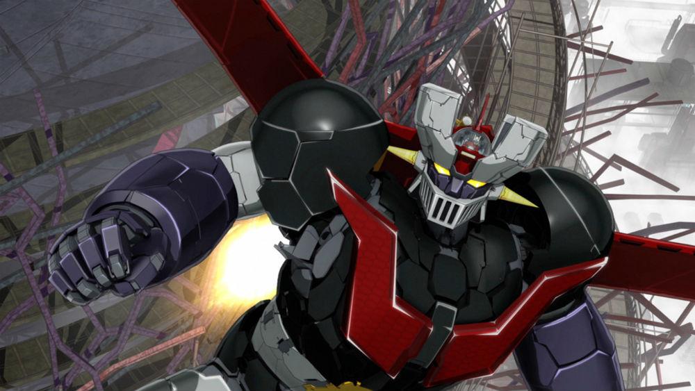 Mazinga Z Infinity, una nuova battaglia per il super robot di Go Nagai