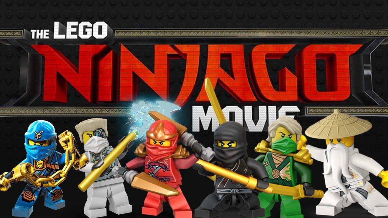 Una clip in esclusiva da Lego Ninjago Il Film