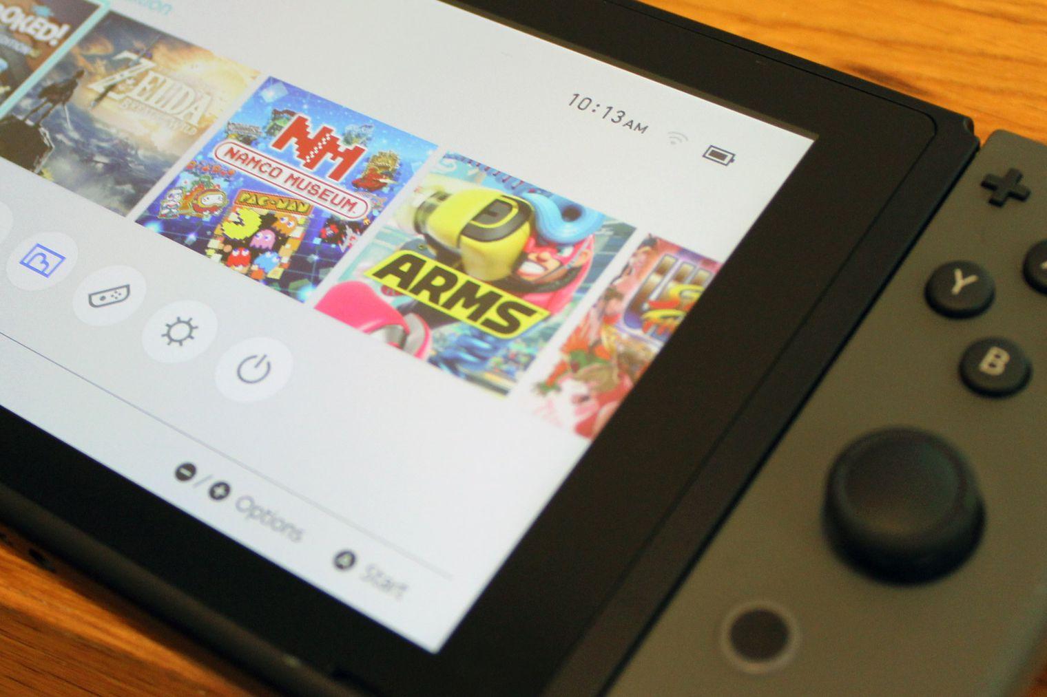 Nintendo Switch con OLED da 7 pollici quest'anno?