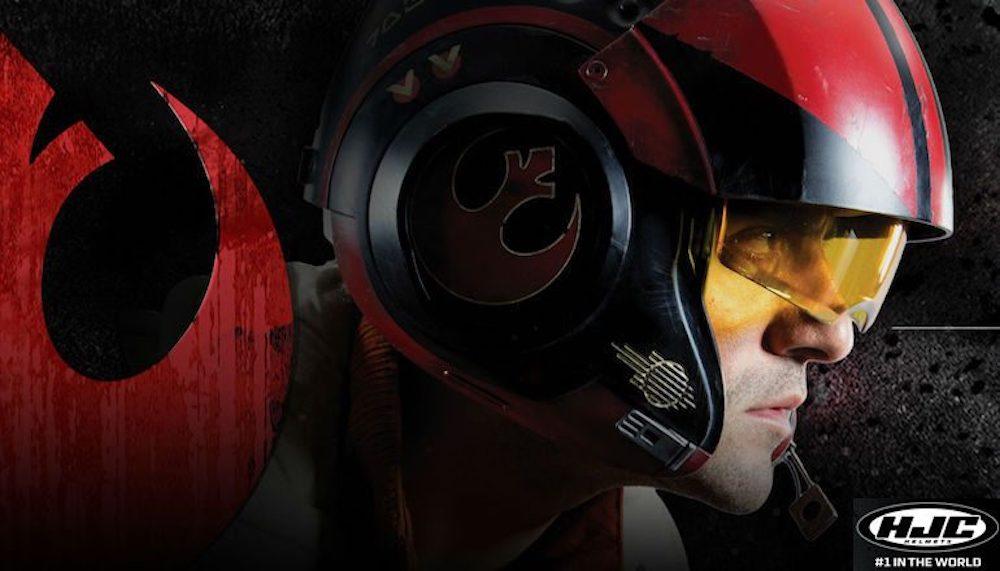 HJC presenta i nuovi caschi da moto di Star Wars