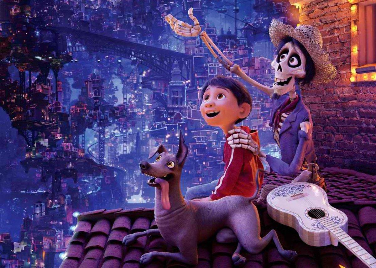 COCO: i colori del Messico in versione Disney Pixar