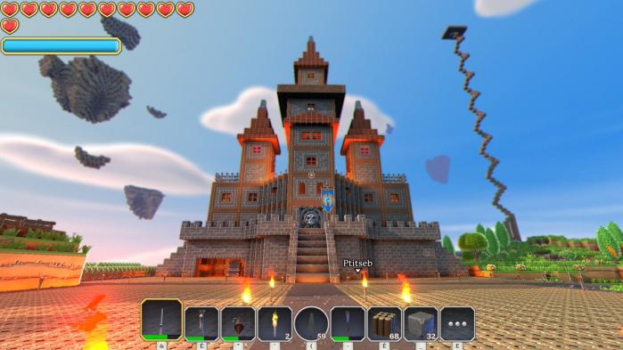 Castello Portal Knights
