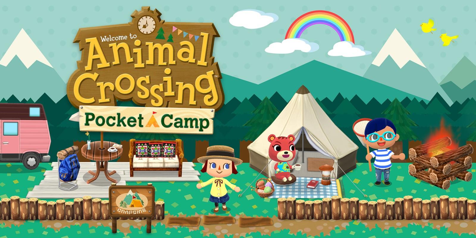 Animal Crossing: Pocket Camp arriva il 22 novembre