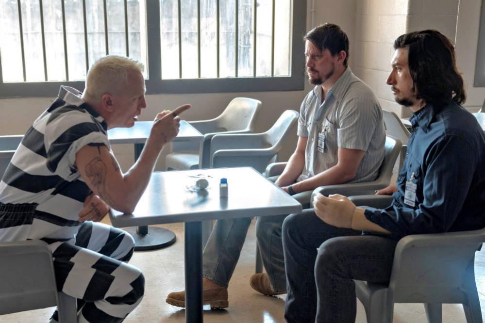Logan Lucky Daniel Craig Channing Tatum Adam Driver