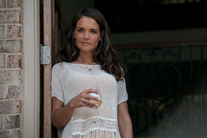 Logan Lucky Katie Holmes