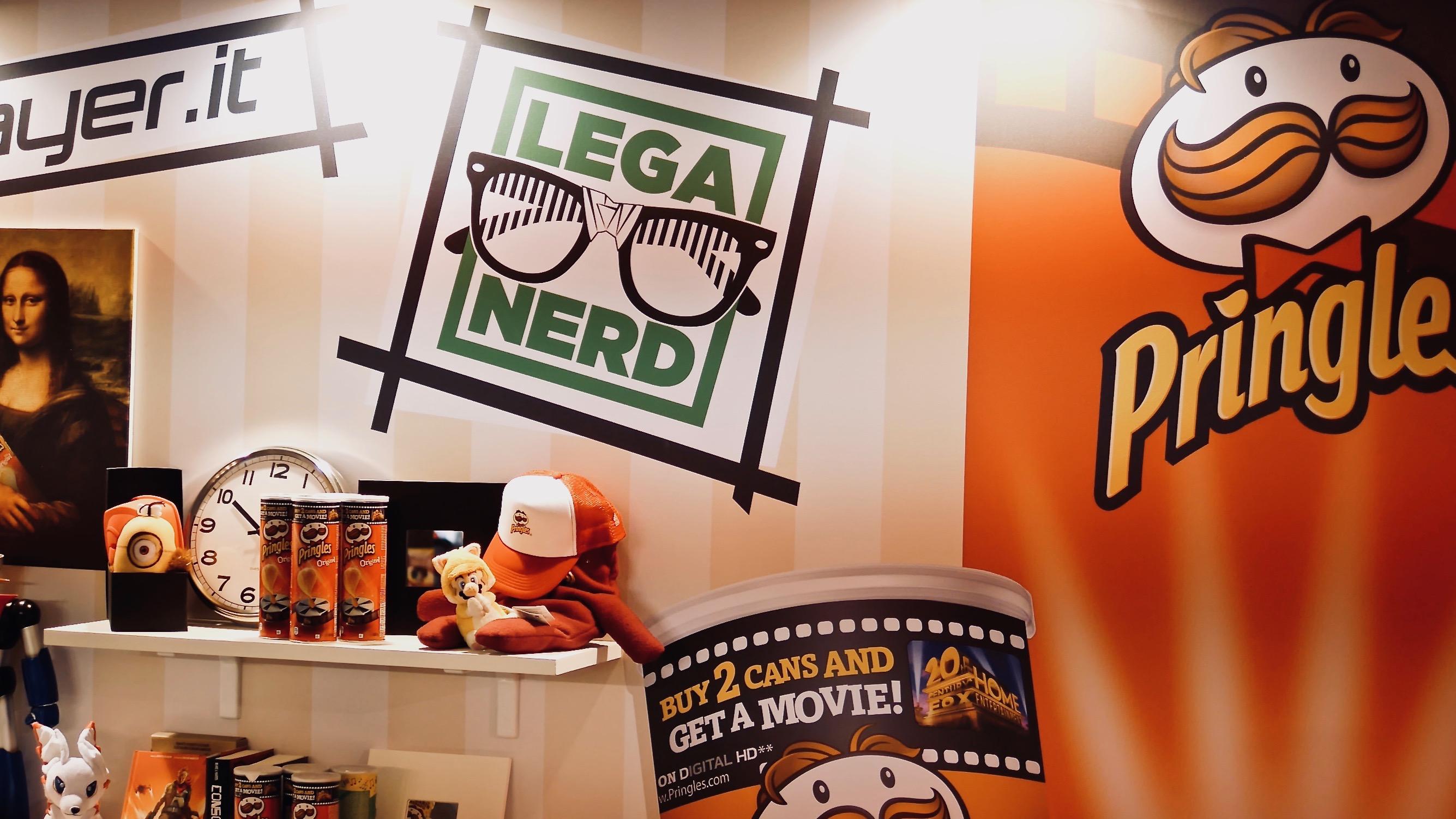 Il NetAddiction Dome al Lucca Comics & Games 2017