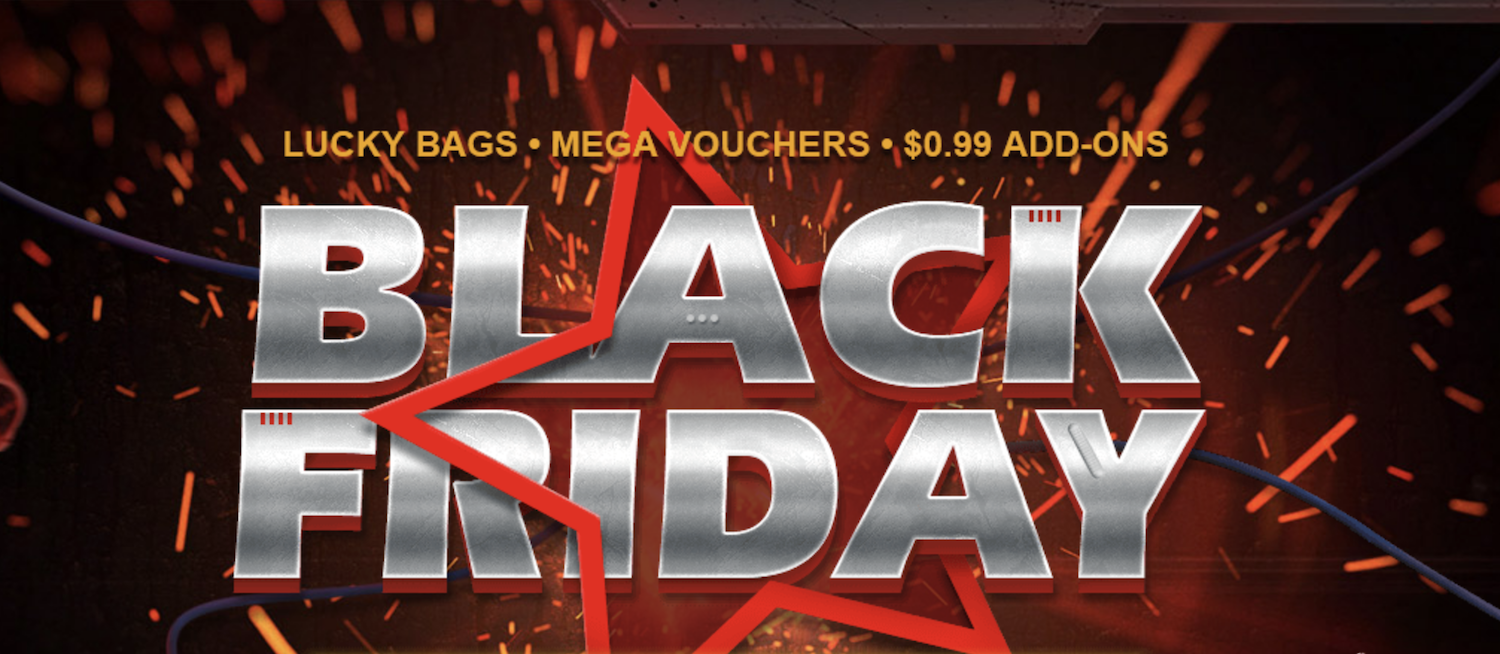 Party Time su Gearbest in attesa del Black Friday