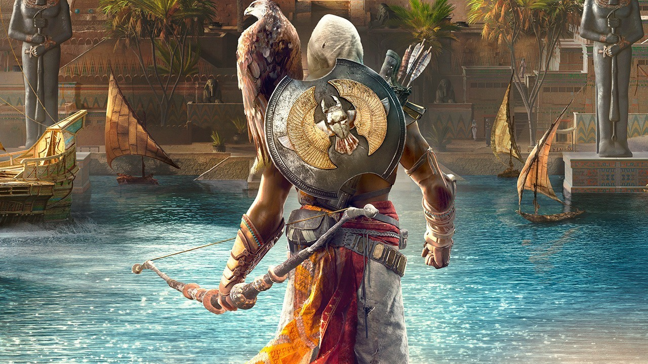 Assassin's Creed Origins in mostra a Lucca Comics & Games 2017