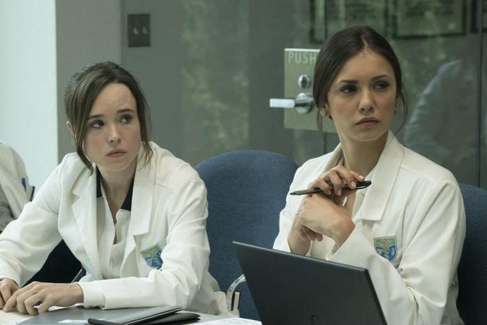 Flatliners - Linea mortale Ellen Page Nina Dobrev