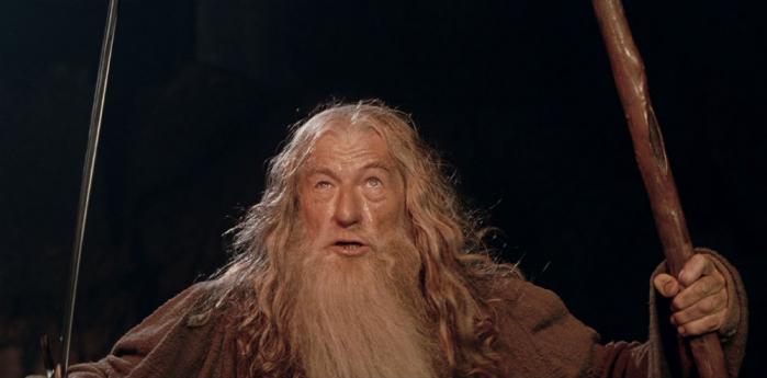 Ian McKellen gandalf