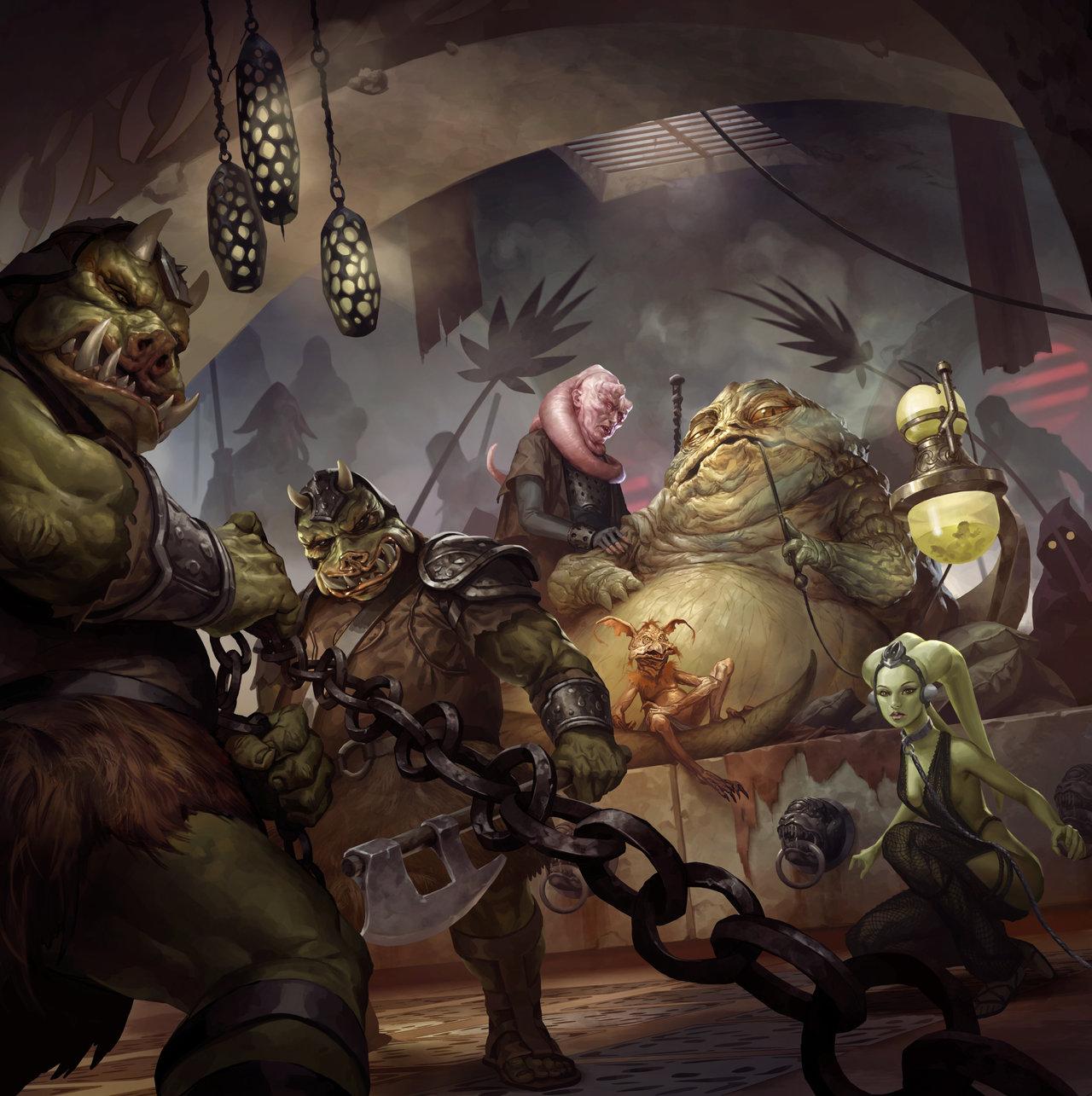 Time to Play: Assalto Imperiale, Il Dominio di Jabba