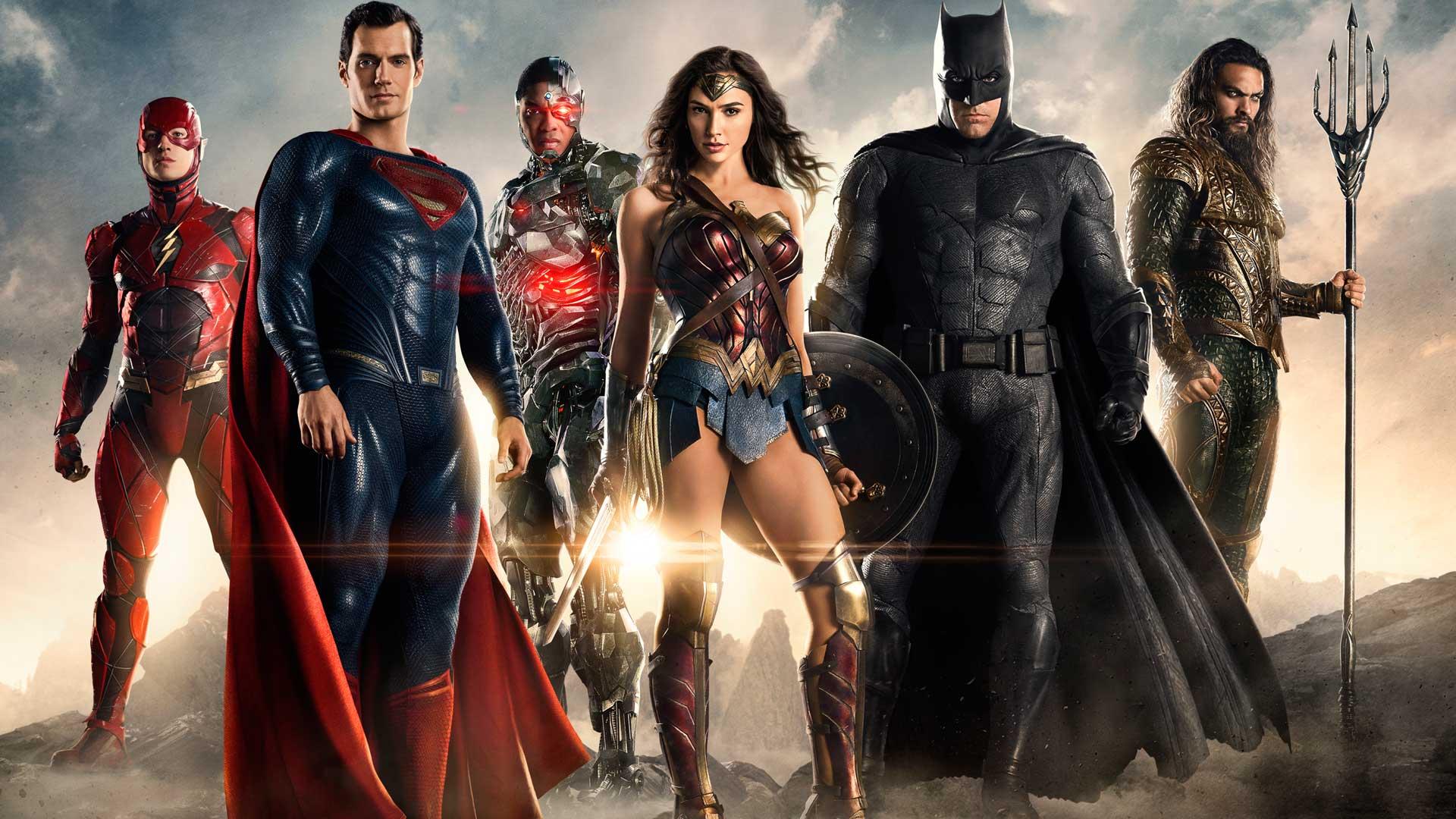 Justice League: il DC Cinematic Universe trova la sua dimensione