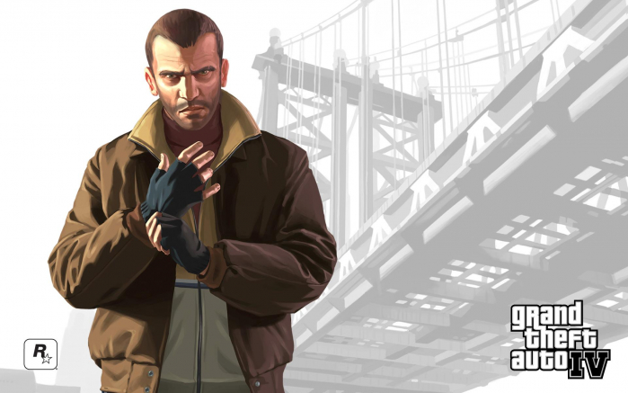 GTA 4 Nico Bellic