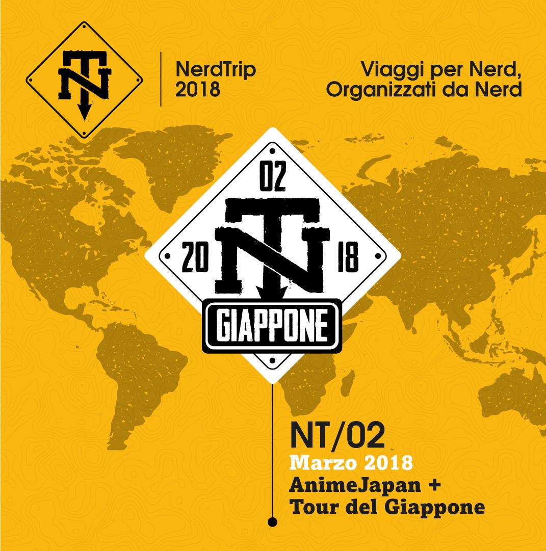 NerdTrip 2018: in vendita dal 24 novembre, svelato il primo su Facebook