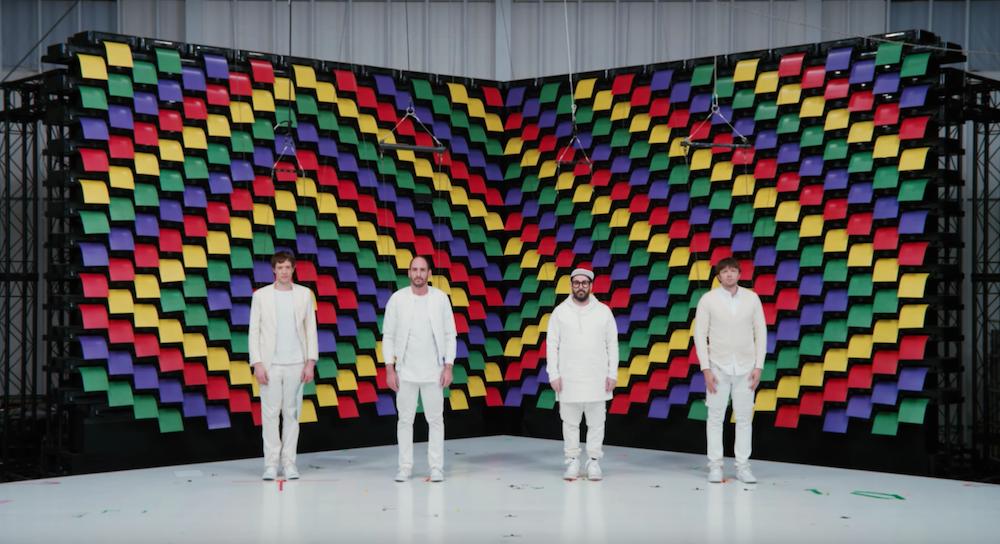 Il nuovo video degli OK Go si chiama Obsession ed è fatto con 567 stampanti