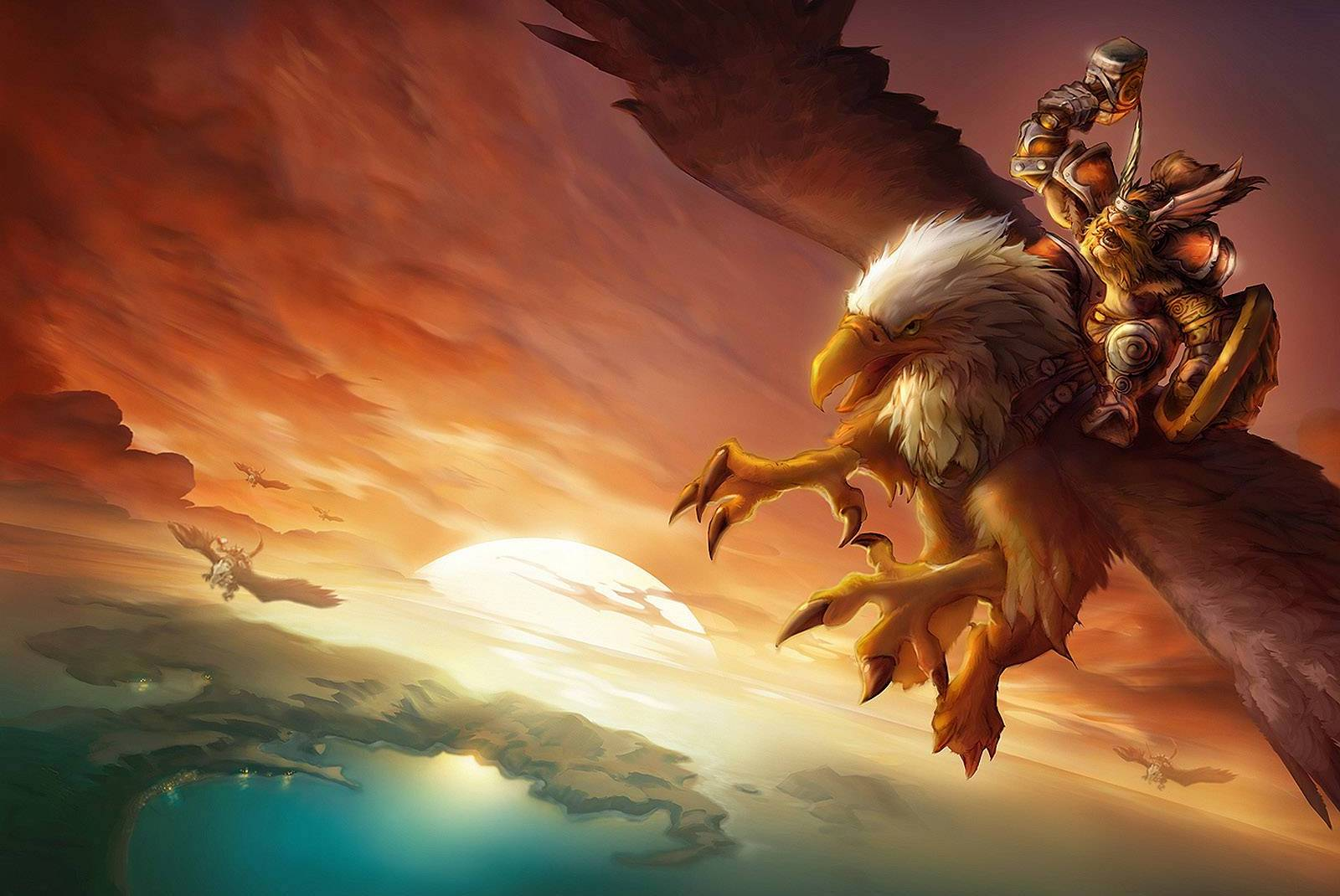 Annunciato World of Warcraft Classic dal BlizzCon 2017