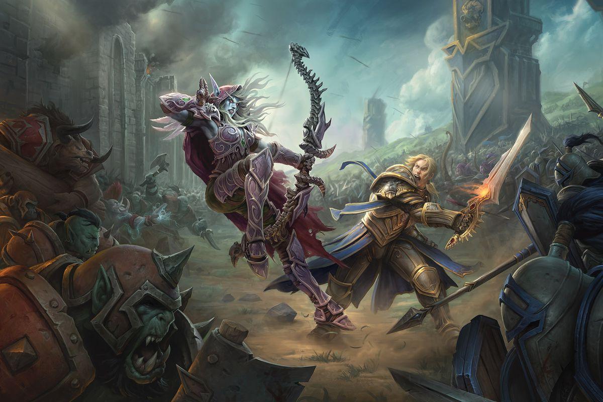 Annunciata l'espansione di WoW: Battle for Azeroth