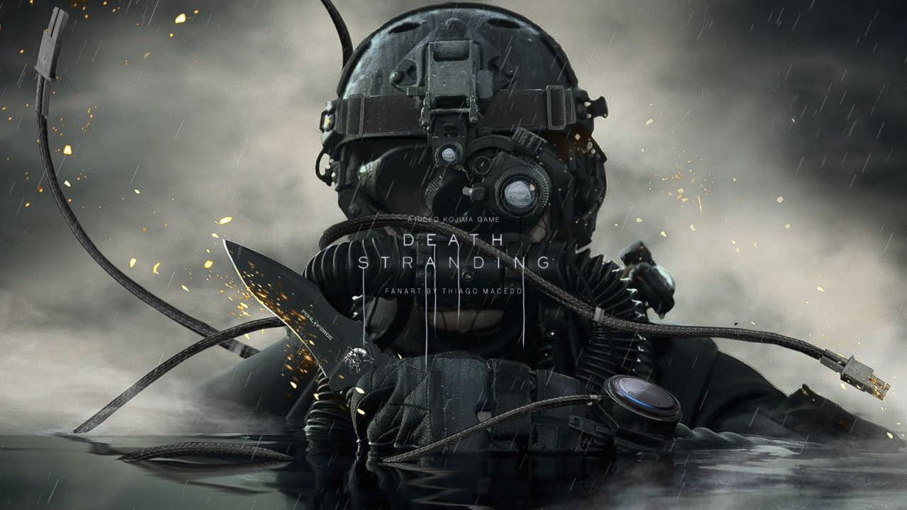 Death Stranding torna finalmente a mostrarsi in video