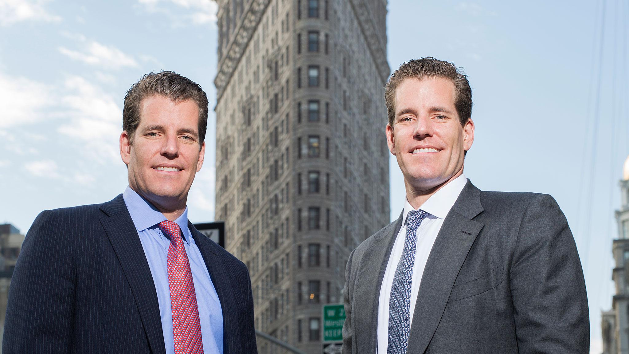 I gemelli Winklevoss sono diventati miliardari... grazie ai Bitcoin