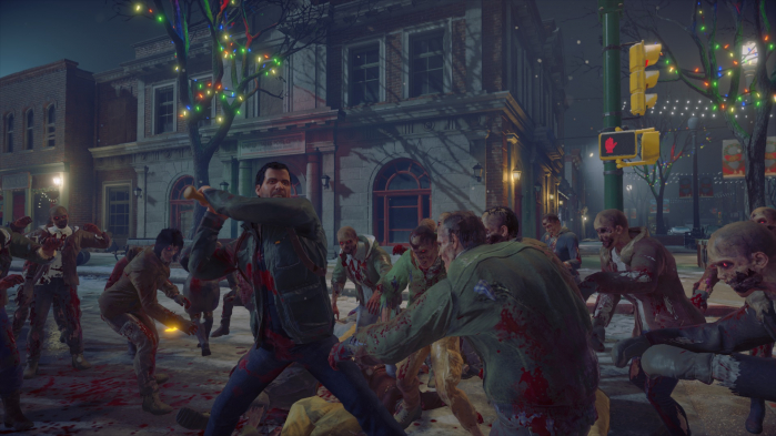 Smashing Zombies