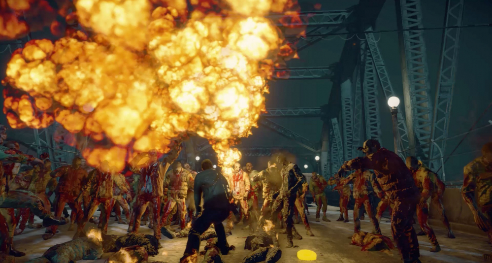 Flame Dead Rising 4
