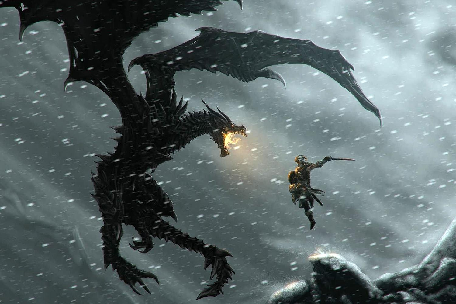 The Elder Scrolls V: Skyrim VR disponibile per PC