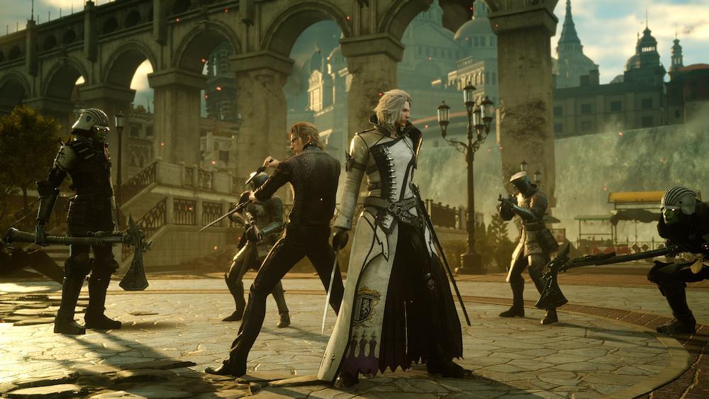 Dietro le quinte di Final Fantasy XV: Episode Ignis