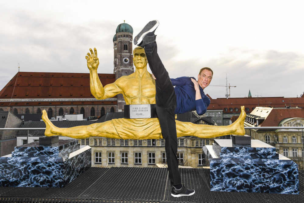 Jean-Claude Van Damme protagonista della nuova serie tv di Amazon