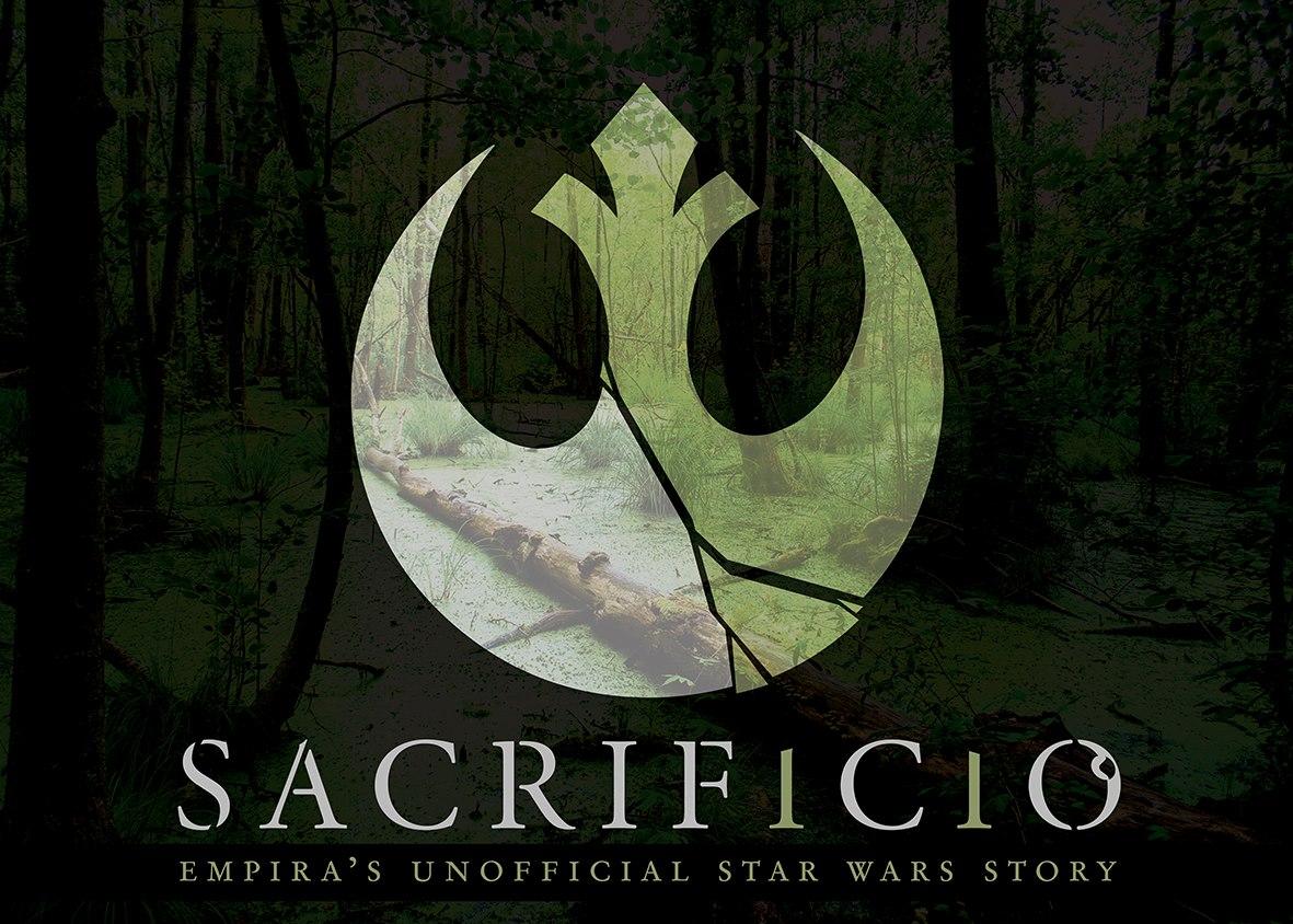 Partecipa come comparsa nel fan film di Star Wars Sacrificio grazie a UCI Cinemas