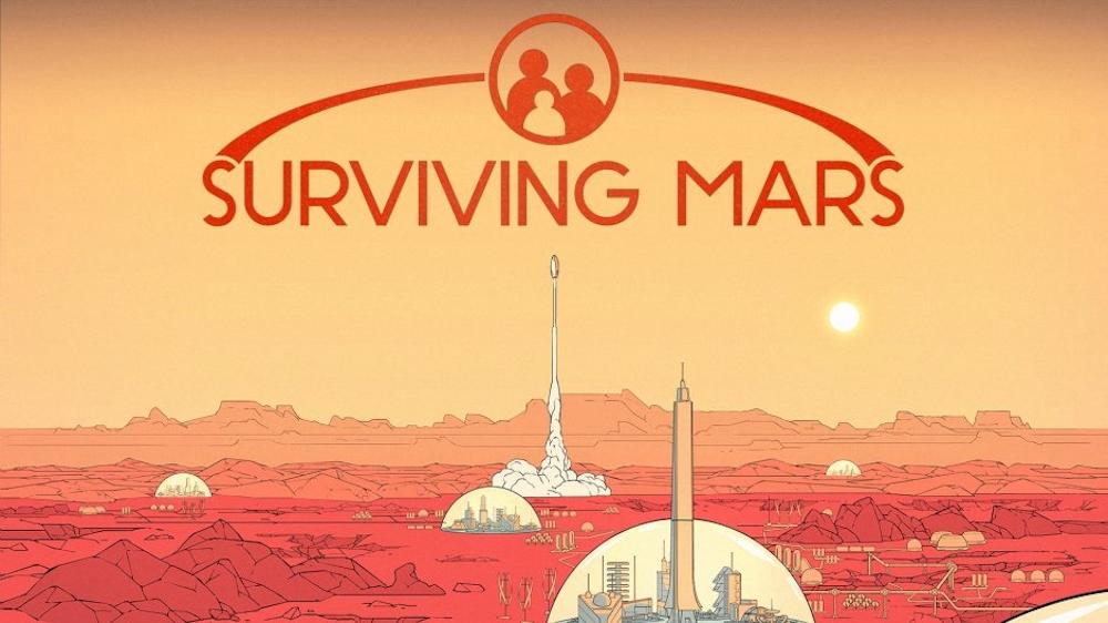 Surviving Mars è ufficialmente disponibile