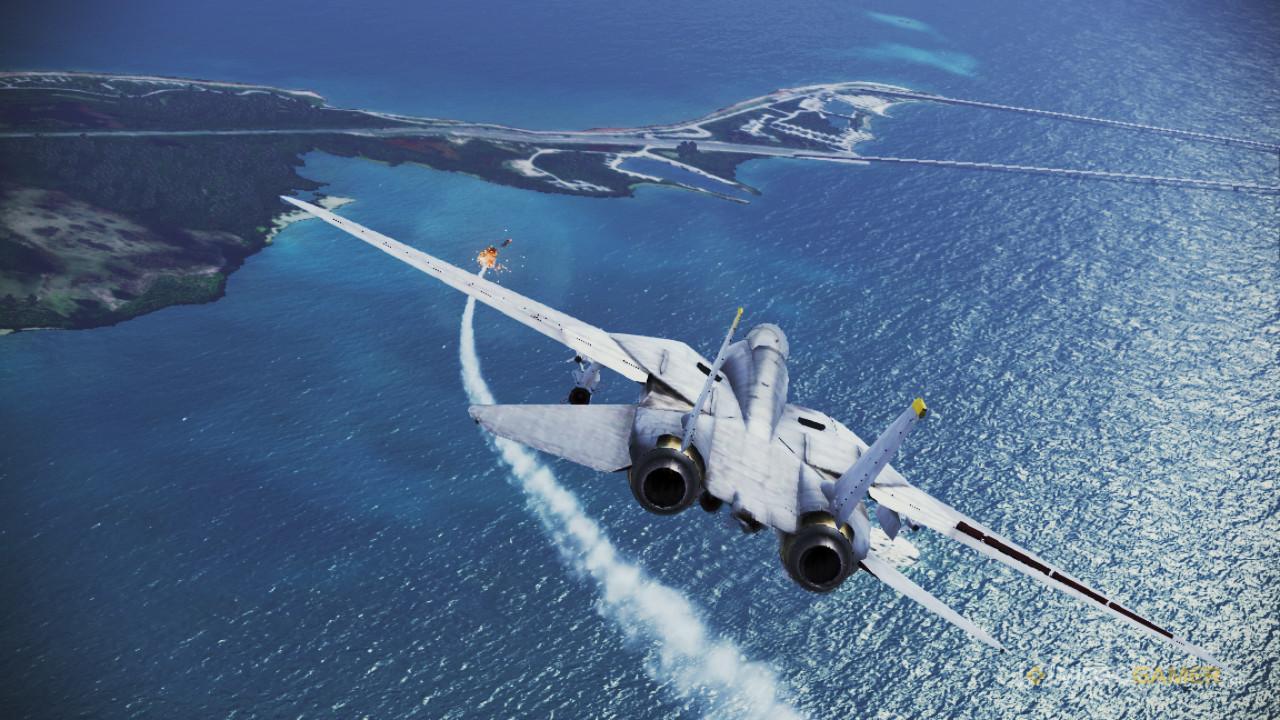 Nuovo trailer con dettagli sul multiplayer per Ace Combat 7