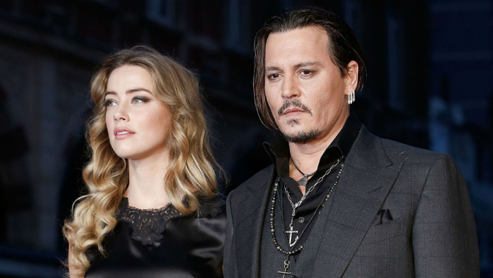 Animali Fantastici 2 johnny depp amber heard