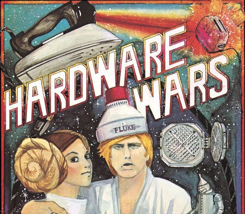 Il ferro da stiro di The Last Jedi è un riferimento a Hardware Wars?