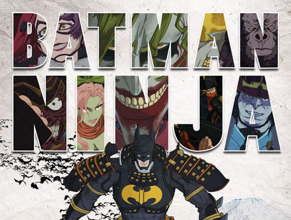 Batman ninja online