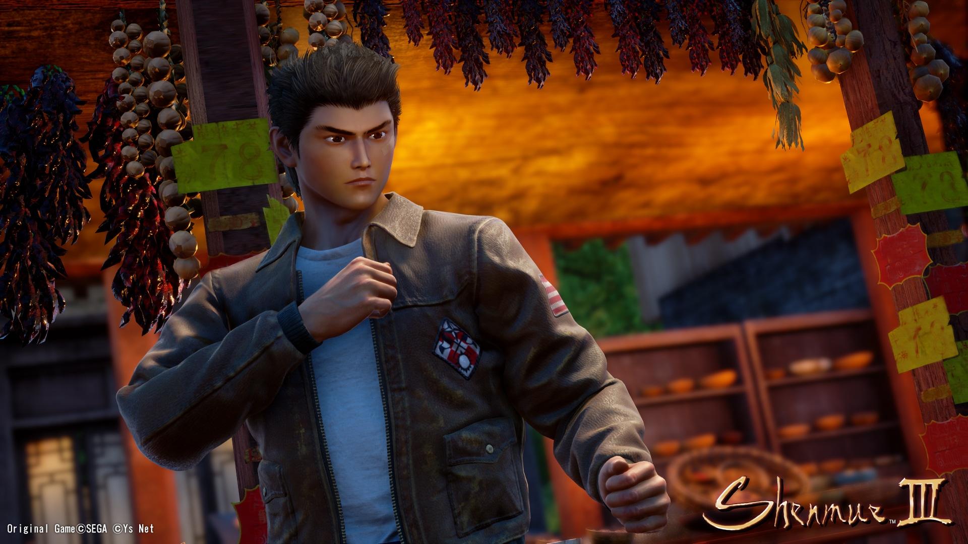 Tre nuovi gameplay per Shenmue III