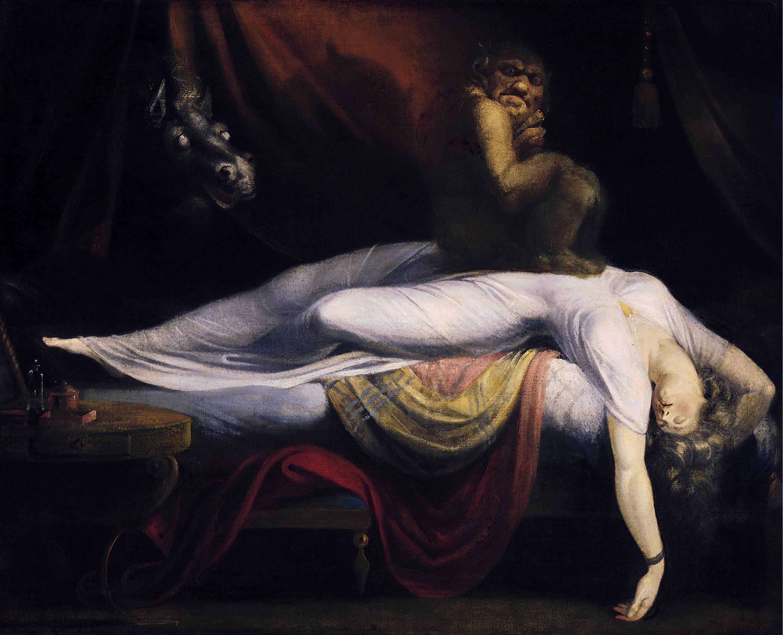 La paralisi nel sonno tra scienza e superstizione