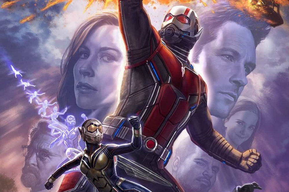 Ant-Man & The Wasp: Ecco il primo teaser trailer!