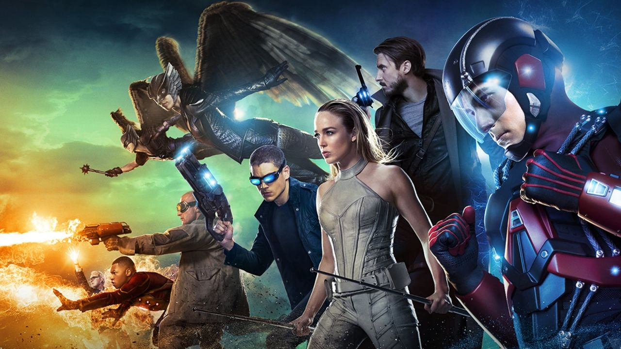 DC's Legends of Tomorrow 2: dal 10 Gennaio su Infinity