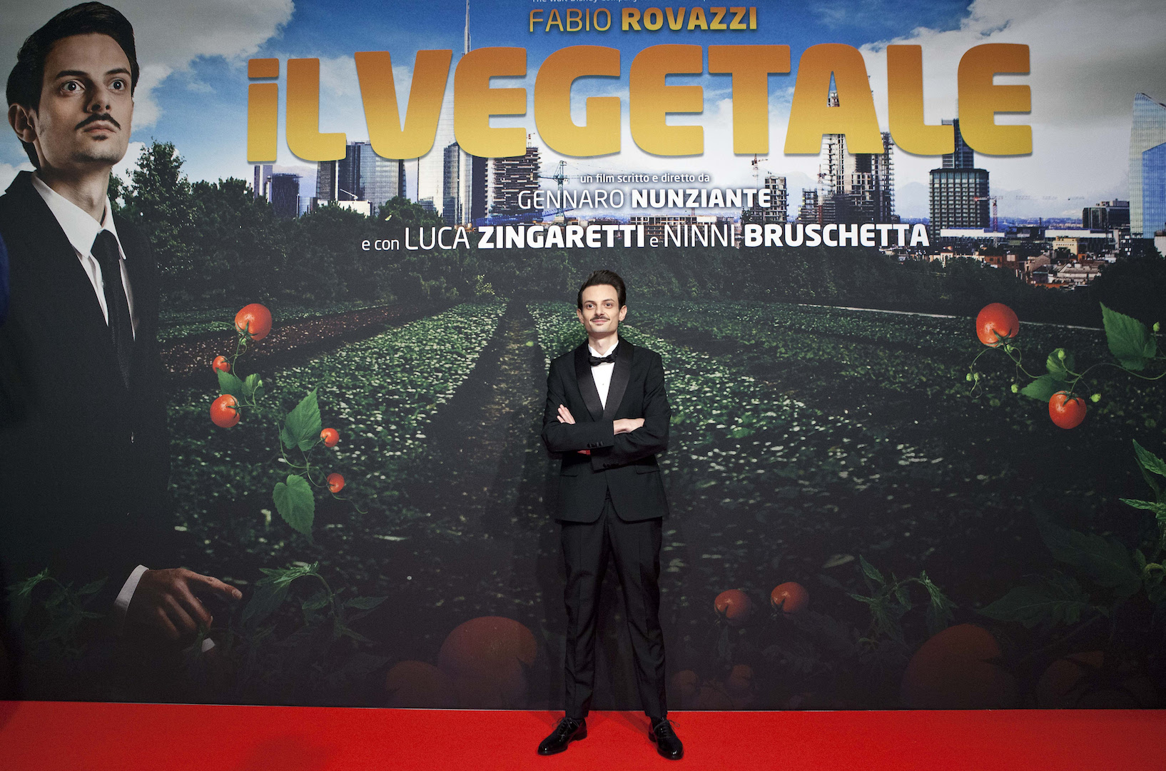 Il Vegetale: le interviste dal red carpet