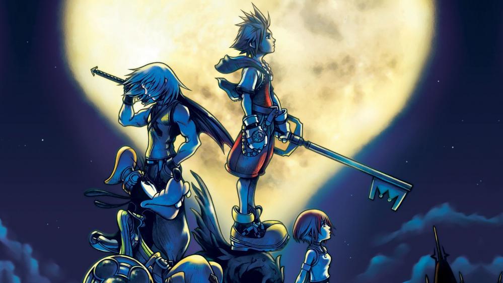 Cover Kingdom Hearts