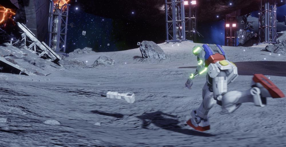 Annunciato il nuovo titolo per New Gundam Breaker