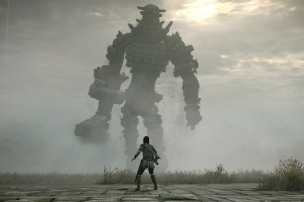 Shadow of the Colossus si mostra in un nuovo video trailer