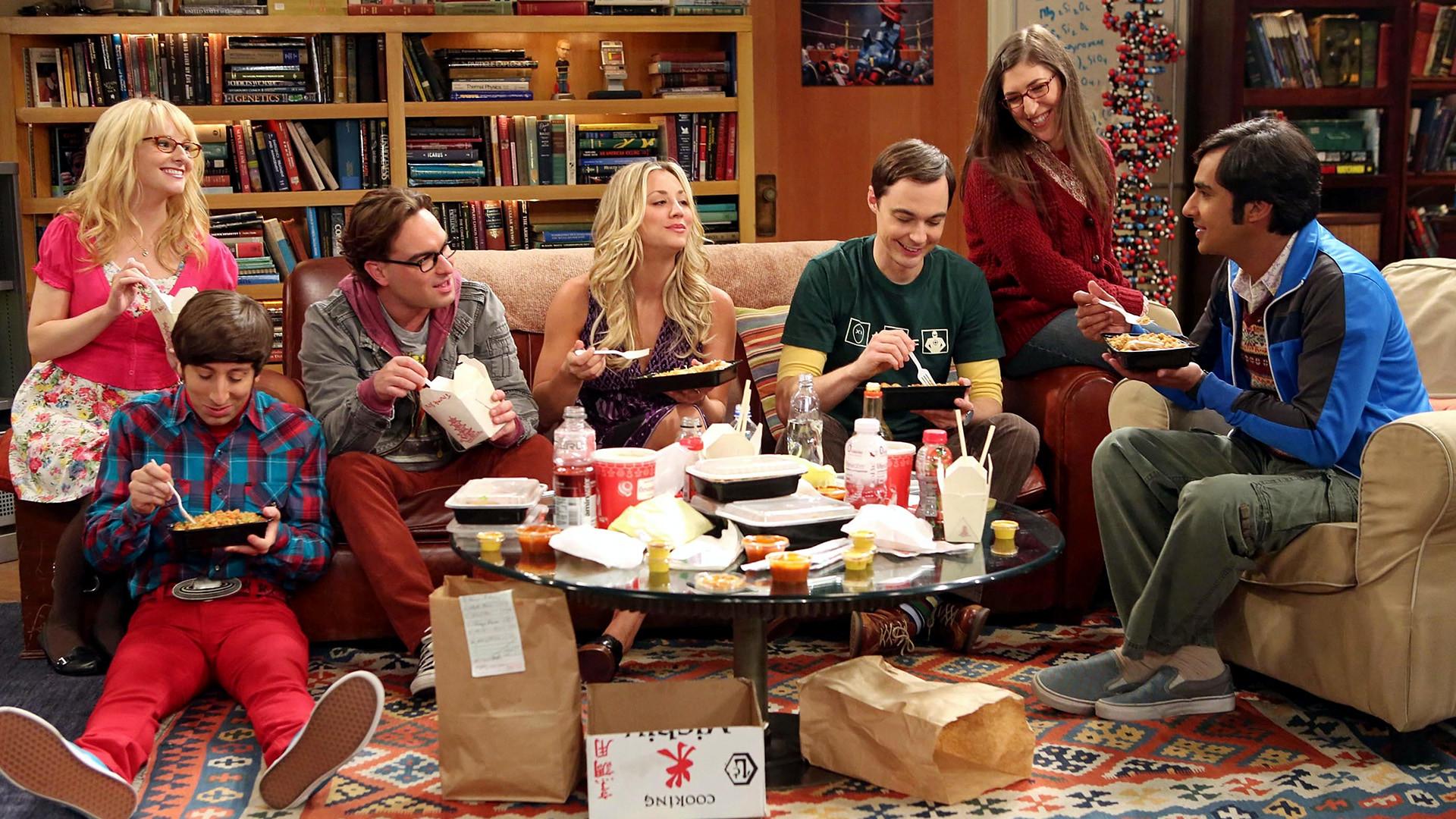 The Big Bang Theory: il gruppo celebra la fine della serie