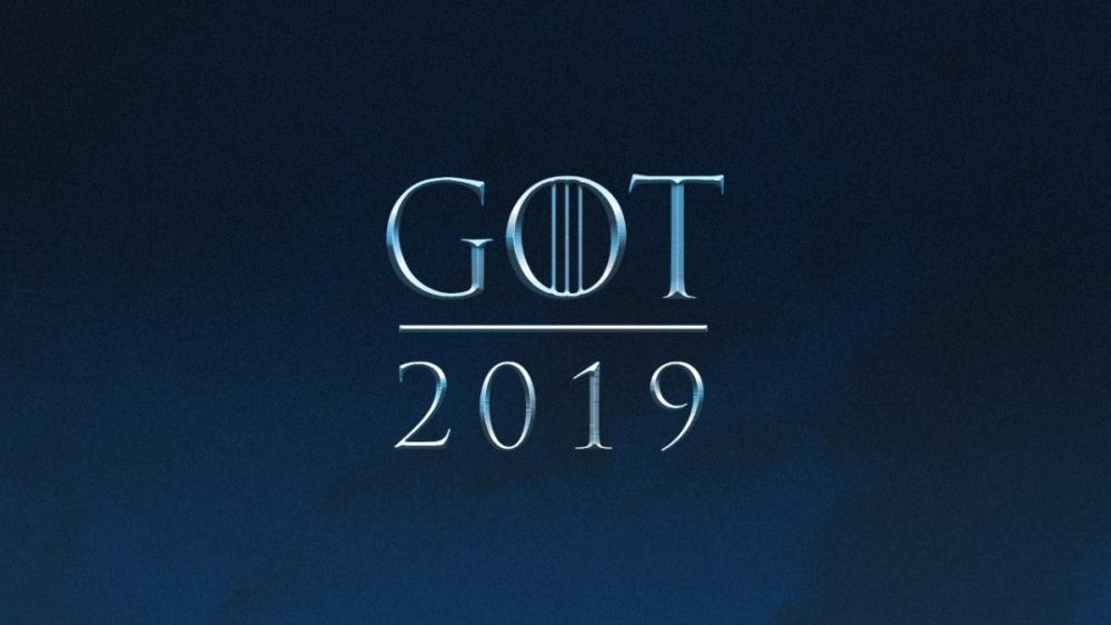 L'ultima stagione di Game of Thrones nel 2019
