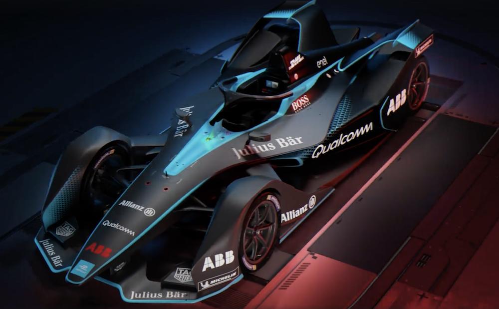 Annunciata la nuova Formula E: Batman ne sarebbe fiero