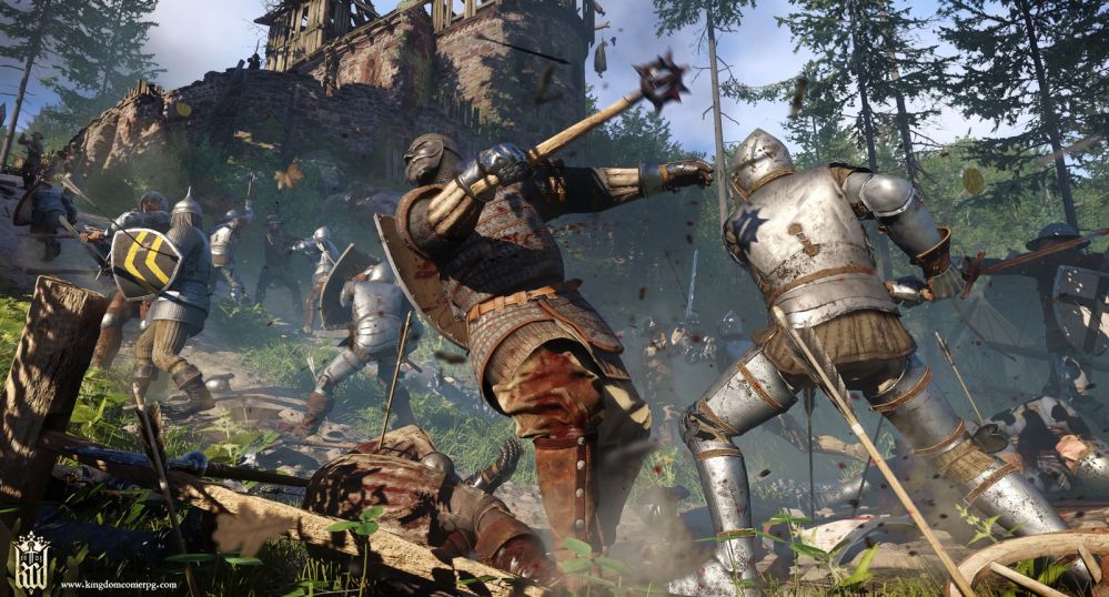 Kingdom Come: Deliverance si mostra in un nuovo epico story trailer